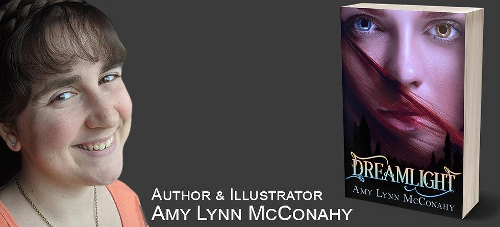 Amy Lynn McConahy Author and Illustrator