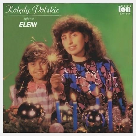 Kolędy Polskie śpiewa Eleni 1986