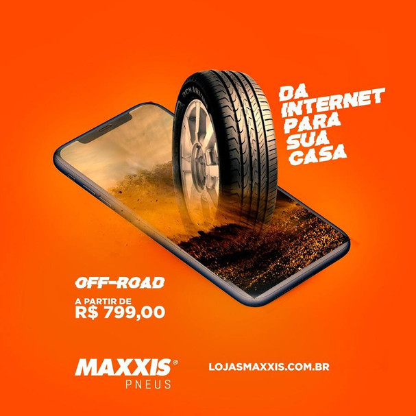 MAXXIS DO BRASIL | MIDIAS SOCIAIS