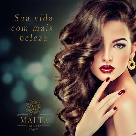 MALTA HAIR SPA   CAMPANHA