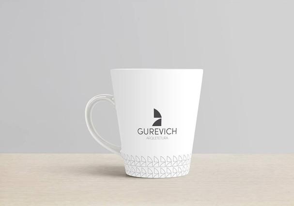 GUREVICH ARQUITETURA | IDENTIDADE VISUAL