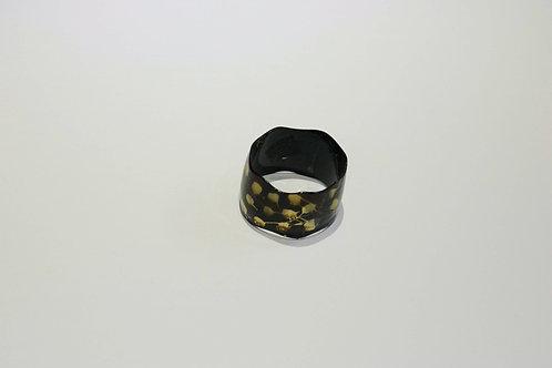 Buffalo Horn Bracelet Natural Handmade Glossy