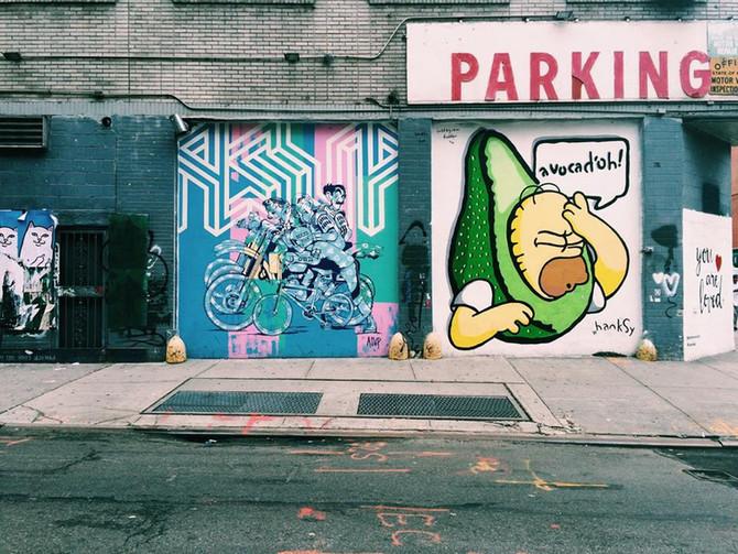 New York City, 2016.