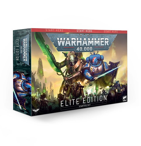 Warhammer40,000 エリートエデュション