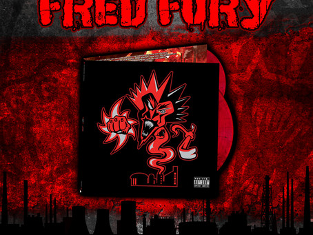 Fearless Fred Fury Vinyl Available Now!