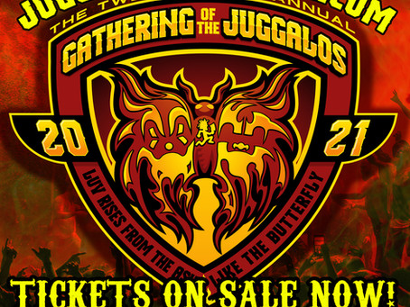 Juggalos and Juggalettes...THE TIME HAS COME!