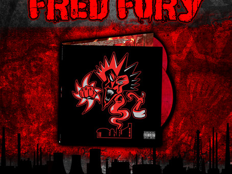 Fearless Fred Fury Vinyl August 23rd!