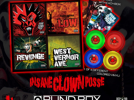 Record Store Day ICP Exclusive Blind Box!