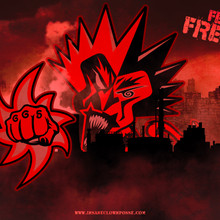 Red Fred Fist