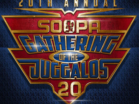 20th Annual Gathering of the Juggalos Announcements!