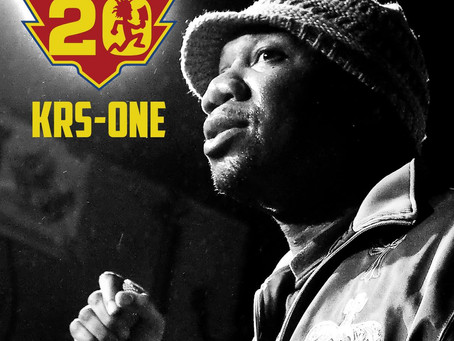 KRS-One at the Juggalo Gathering!