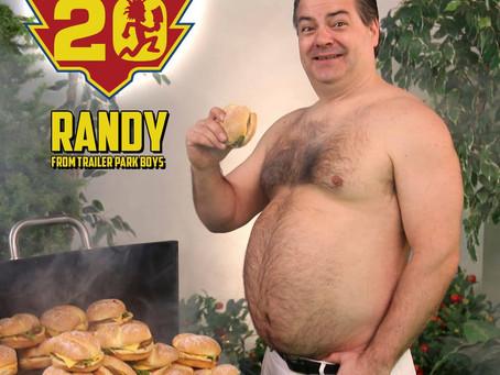 Randy's Cheeseburger Picnic!
