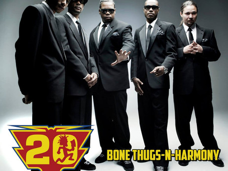Bone Thugs-N-Harmony at the Gathering of the Juggalos!