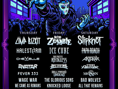 Insane Clown Posse To Perform At Rock USA!