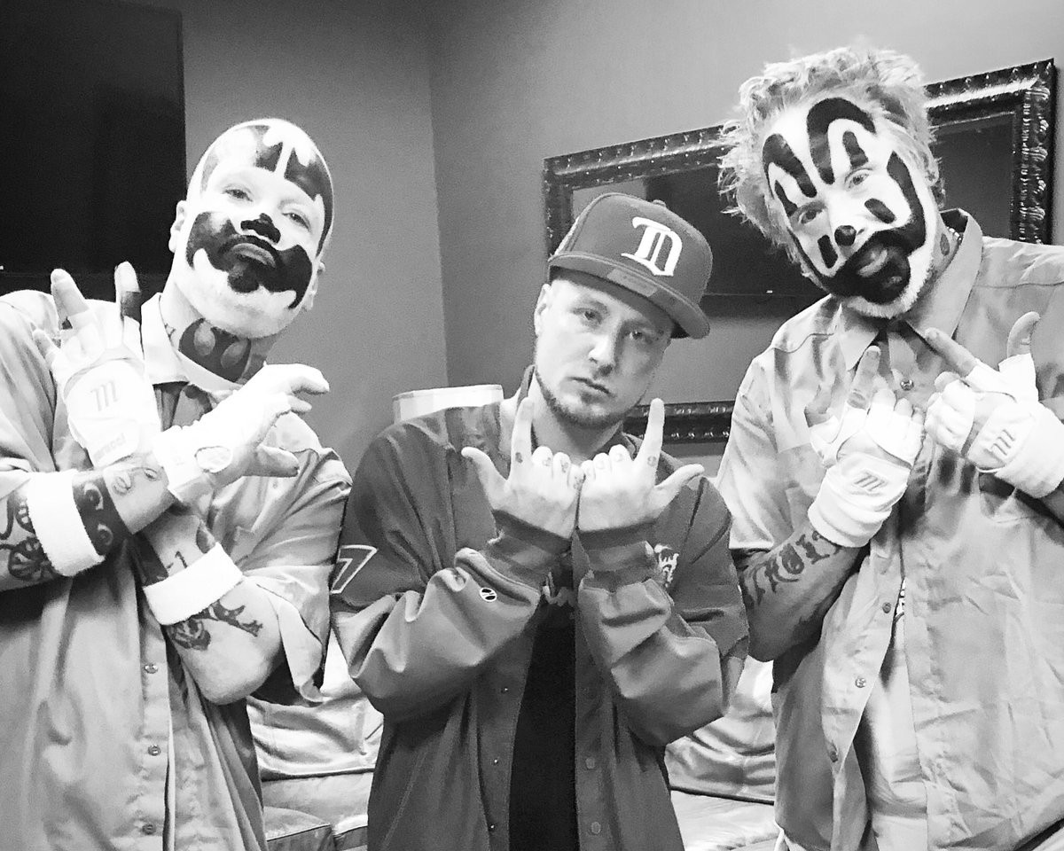 Insane Clown Posse and Lyte