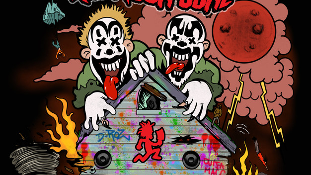 ICP's Scrub Time Network presents: Loons and Goons of the Red Moon June