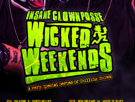 October Weekends are about to get WICKED!