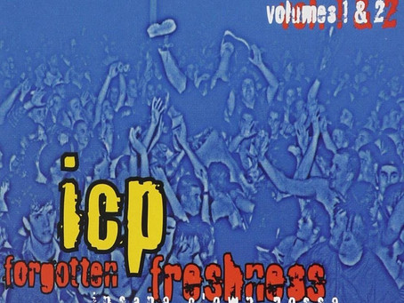 Forgotten Freshness Volume 1 & 2 Turns 21!
