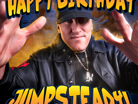 Happy Birthday Jumpsteady!