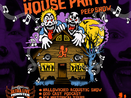 ICP's House Party Peep Show