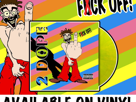 "Shaggy 2 Dope ""FXCK OFF!"" Vinyl Drops on Black Friday!"