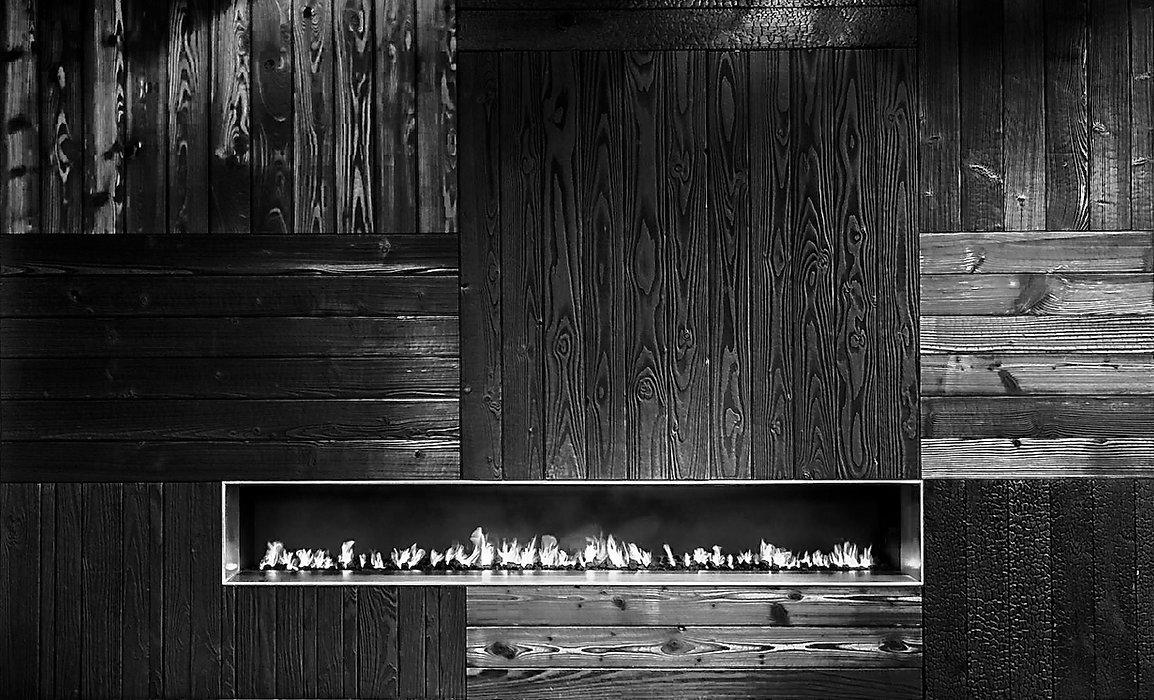 Room for fire design fireplace openhaard, studio amstelveen