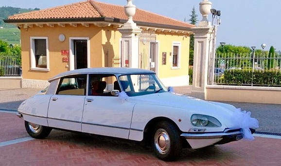 Citroen DS Super 5 1974
