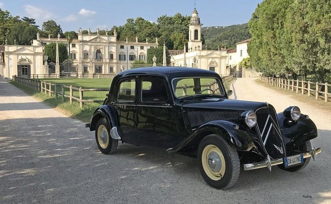 Citroen Traction Avant 1952