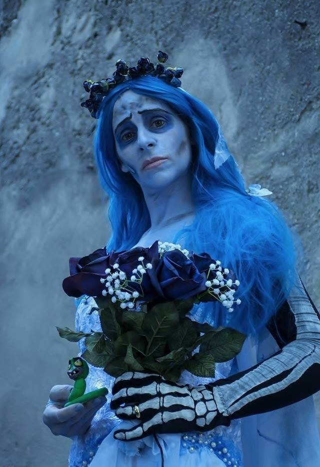MMV verona wedding cosplay