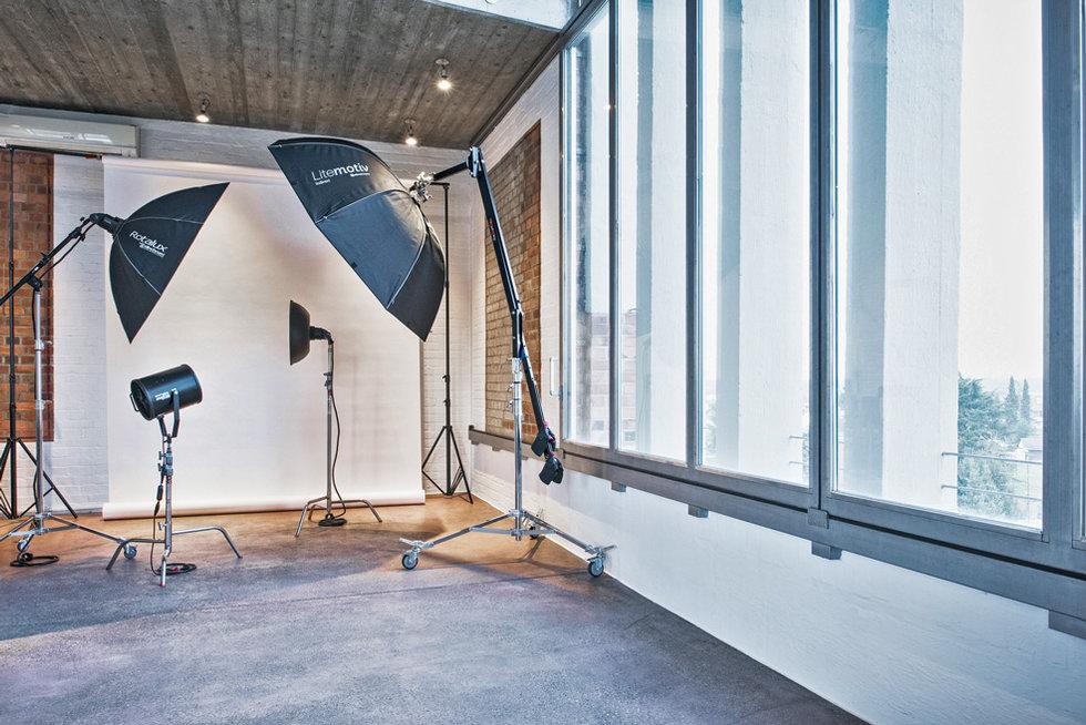 LuftHaus photo studio in Koeln, Germany