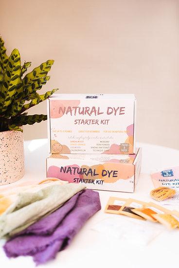 Natural Dye Starter Kit