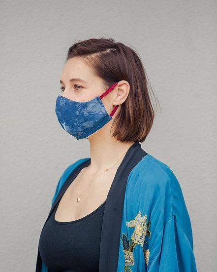 Shibori Mask