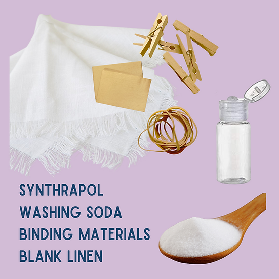 The Natural Dyer's Bells & Whistles Bundle