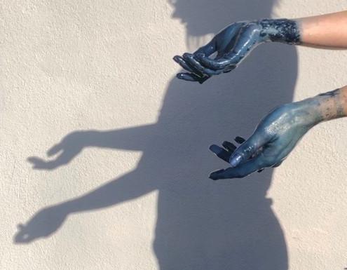 Team Blue Hands