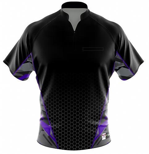 Camo Jersey - Purple