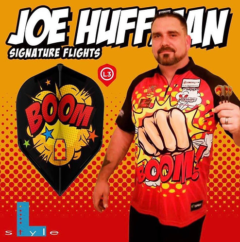 Joe Huffman BOOM Flights (by L-style)