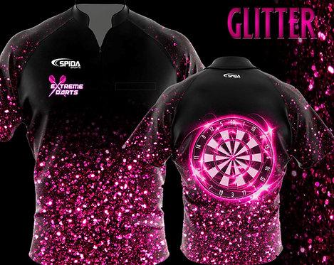 Glitter Jersey Pink
