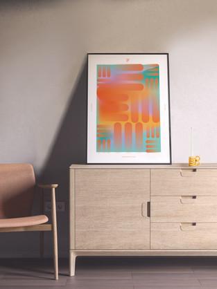 Ripple Print Collection