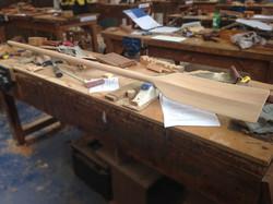 First oar