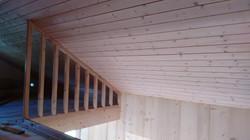 Mezzanine balustrade / railing