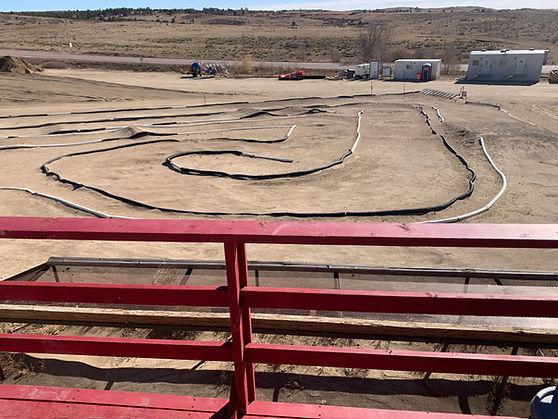 R/C RC car track dirt ram off-road park a-main speedway remote control colorado springs