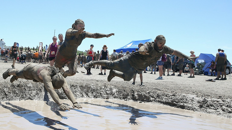 Big Dog Brag The Colorado Mud Run