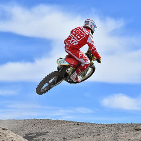 Jake Parker 989 Dirt Bike Motocross RAM Off-Road Park jump track