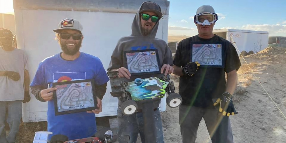 Pikes Peak Nitro Challenge Race#1 Rocky Mountain Summer Series