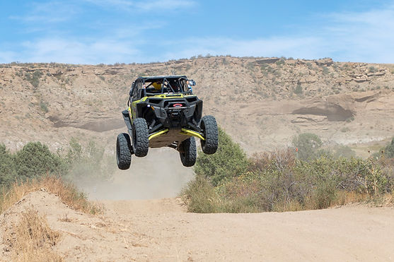 UTV sxs ram off-road park shaun's shots dirt riot jump polaris rzr air