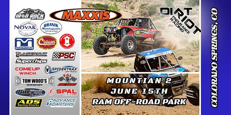 Dirt Riot Mountain Series Round 2