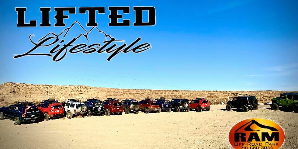 Lifted Lifestyle Memorial Day Event