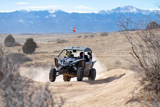 UTV sxs shaun's shots yamaha ram off-road park trails colorado springs side by side