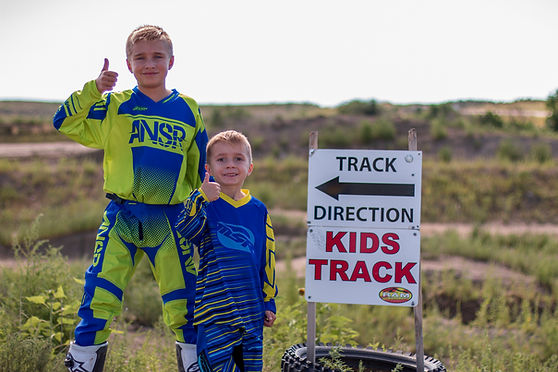 Kids track motocross mx dirt bike colorado RAM off-road park colorado springs shaun's shots