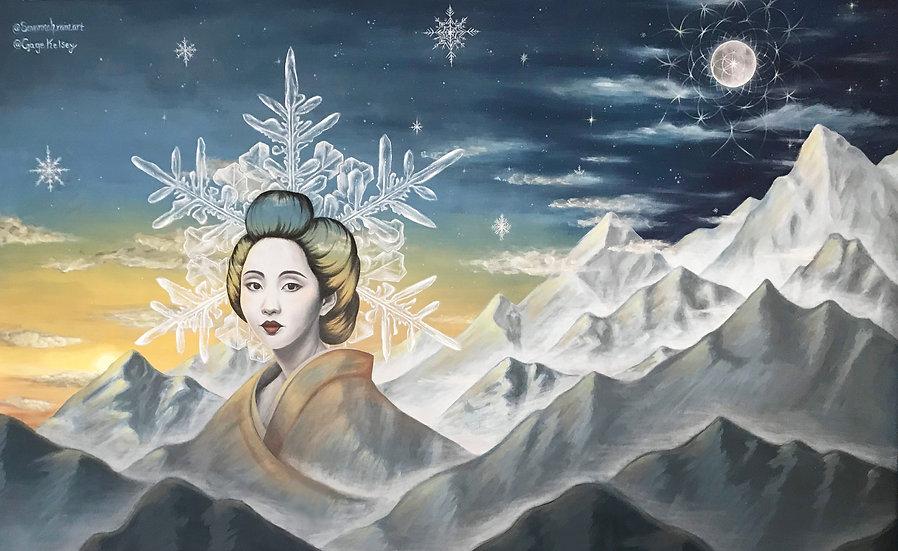 Japan Mural 2